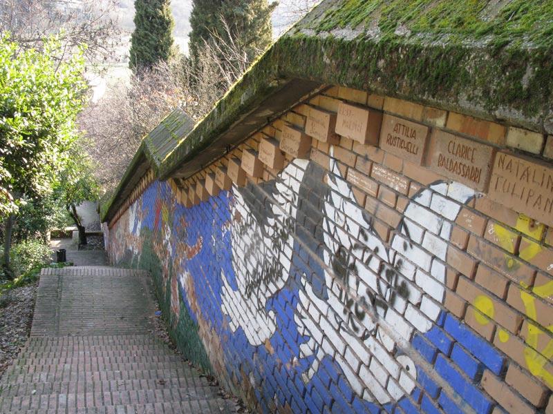 Memoriale per partigiane bolognesi – 25 Aprile 2010
