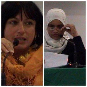Annalisa Pini e Fathuma