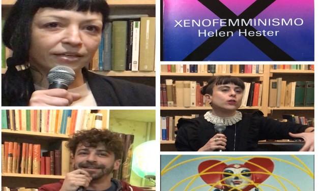 Xenofemminismo, un libro di Helen Hester